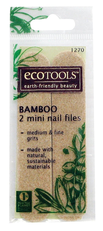 EcoTools Bamboo 2-Mini Nail Files – 1270