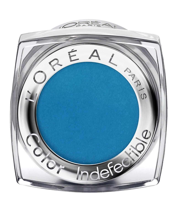 L'Oreal Color Infallible Eye Shadow - 108 Blue Curacao