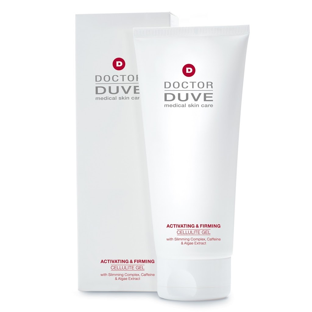Doctor Duve Activating & Firming Cellulite Gel 200 ml