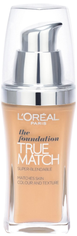 L'Oreal True Match Liquid Foundation - N1 Ivory