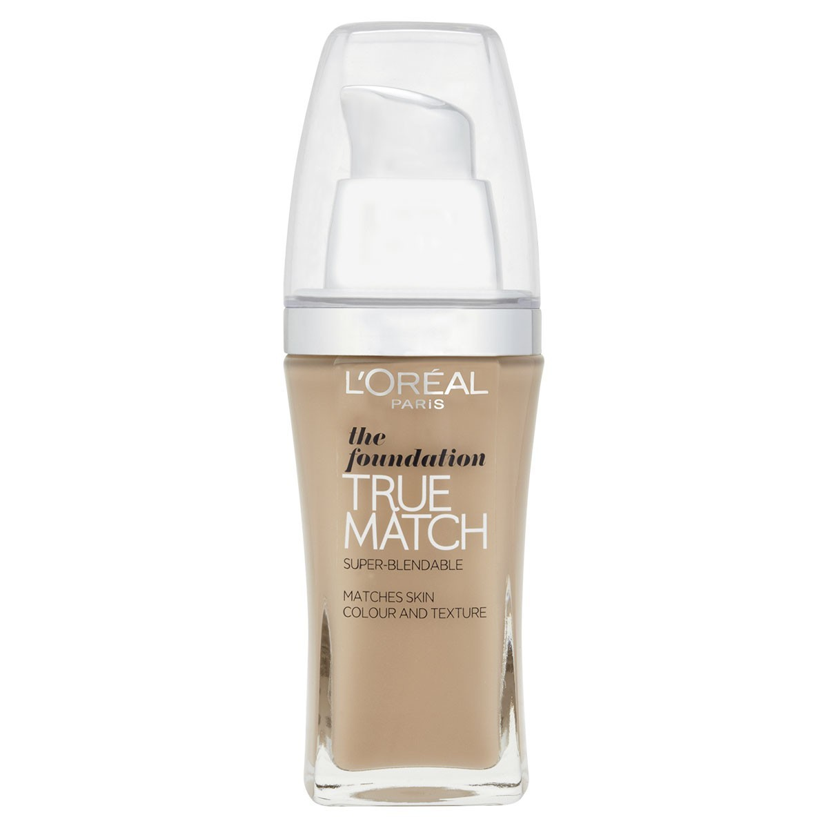 L'Oreal True Match Liquid Foundation - N2 Vanilla