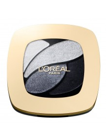 L'Oreal Color Riche Quads Eye Shadow - E5 Velours Noir
