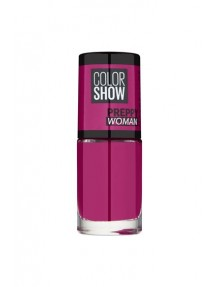 Maybelline Color Show Preppy Woman Nail Polish – 471 Dear Magenta
