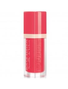 Bourjois Paris Edition Souffle de Velvet Lipstick - 03 VIPeach