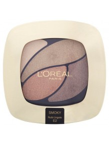 L'Oreal Color Riche Eye Shadow Smoky - E1 Beige Trench