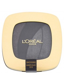 L'Oreal Color Riche Quads Eye Shadow - S13 Magnetic Black