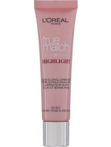 L'Oreal True Match Highlighter Liquid Glow Illuminator - 301 R Icy Glow
