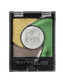 Maybelline Eyestudio Big Eyes Eye Shadow - 02 Luminous Grass