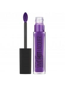 Maybelline Color Sensational Vivid Hot Lacquer Liquid Lipstick – 78 Royal