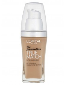 L'Oreal True Match Liquid Foundation - D1.W1 Golden Ivory
