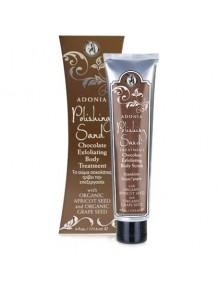 Adonia Polishing Sand Chocolate Exfoliating Body Treatment